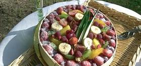 Torta ai Frutti Rossi
